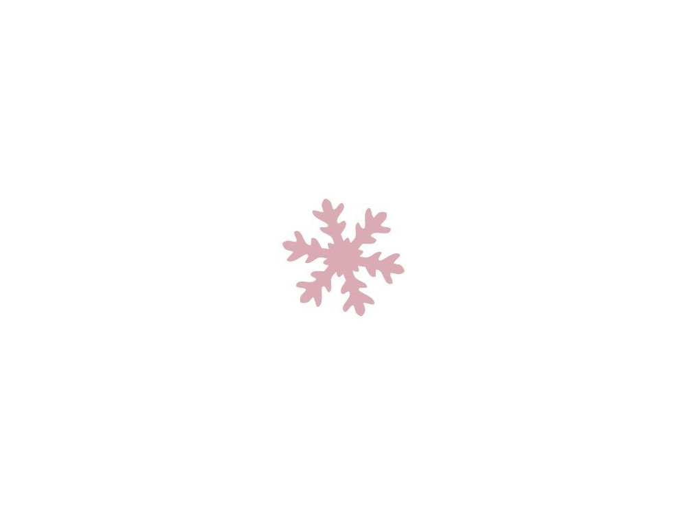 Craft Punch Snowflake 059 - DpCraft - 1,6 cm