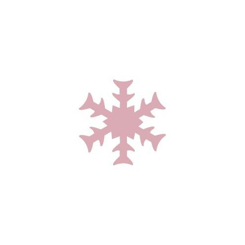 Dziurkacz ozdobny Śnieżynka - DpCraft - 1,6 cm