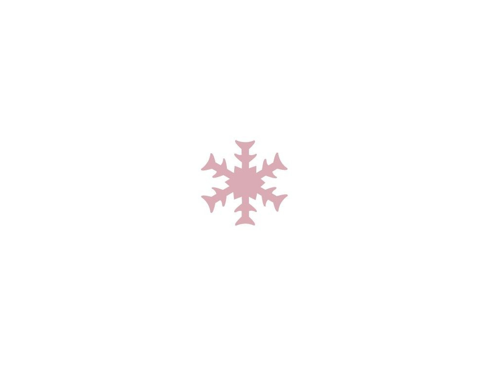 Craft Punch Snowflake 072 - DpCraft - 1,6 cm
