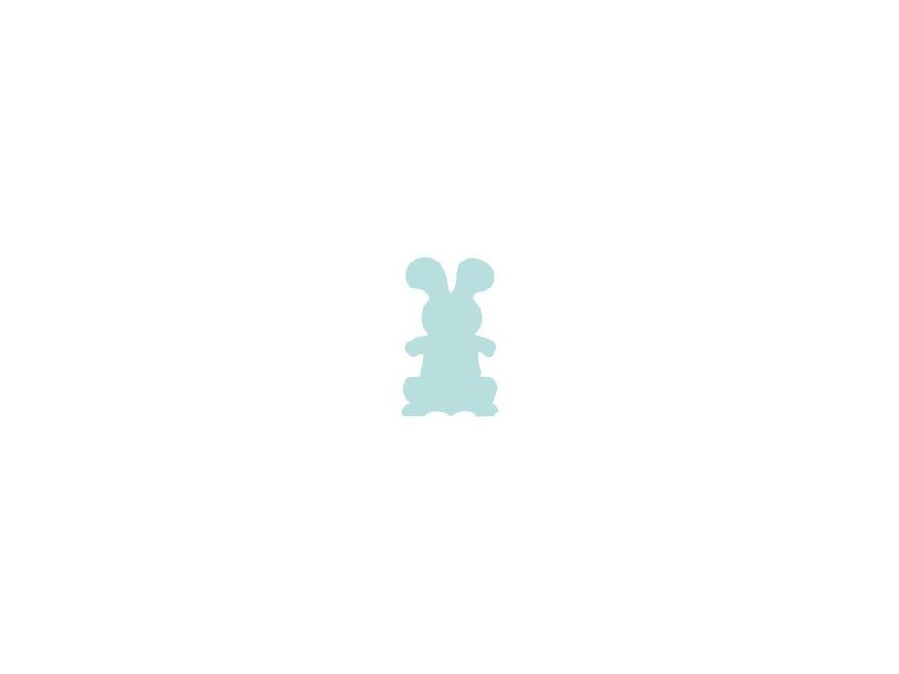 Dziurkacz ozdobny Królik - DpCraft - 1,6 cm