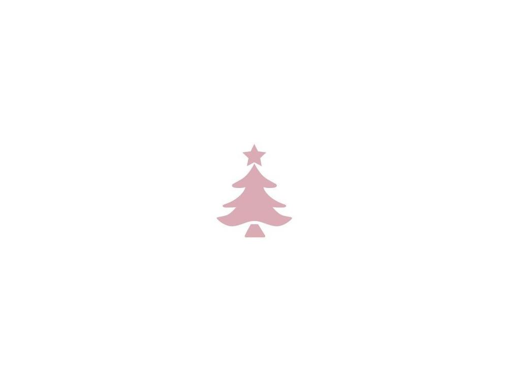 Craft Punch Christmas Tree 137 - DpCraft - 1,6 cm