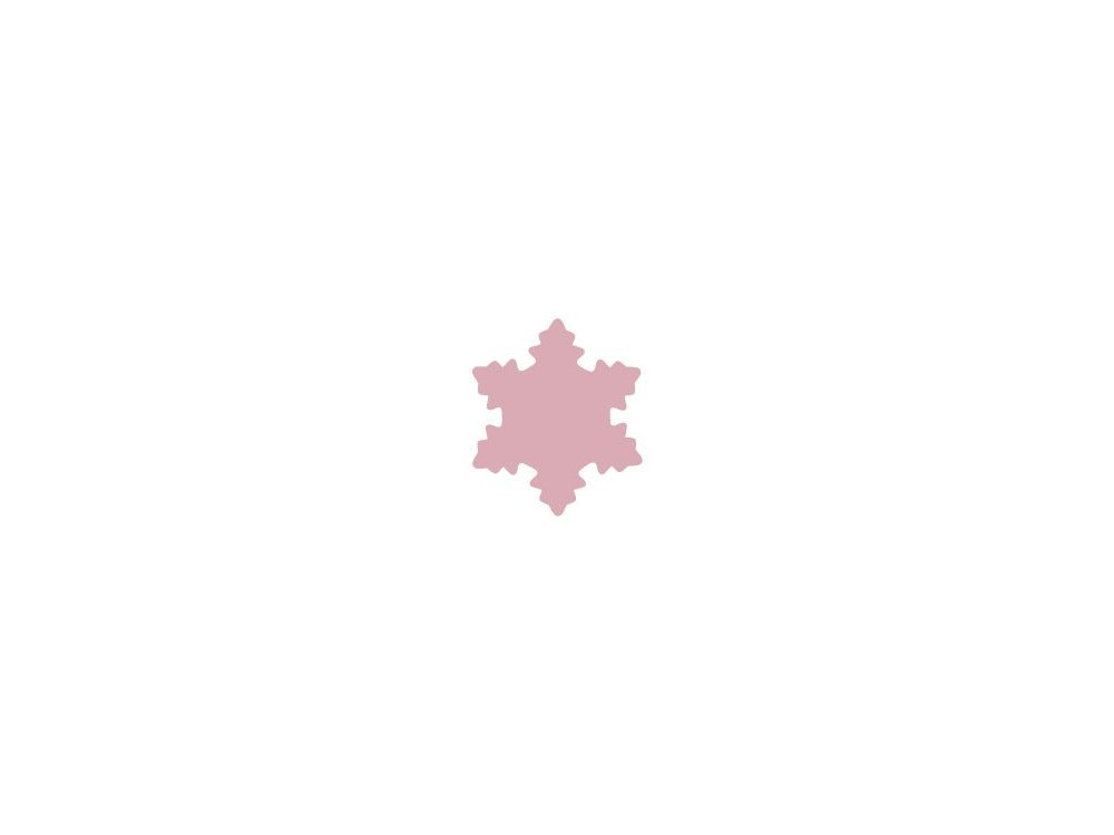 Craft Punch Snowflake 146 - DpCraft - 1,6 cm