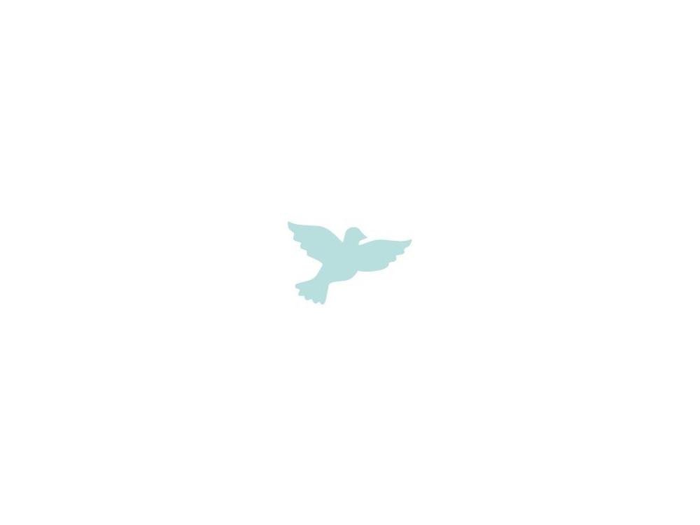 Dziurkacz ozdobny Gołąb - DpCraft - 1,6 cm