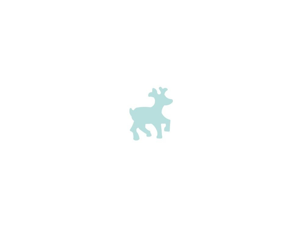 Dziurkacz ozdobny Jelonek - DpCraft - 1,6 cm
