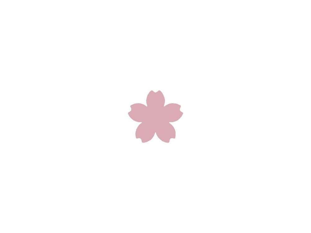 Dziurkacz ozdobny Kwiat Lotosu - DpCraft - 1,6 cm
