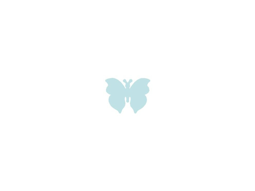 Dziurkacz ozdobny Motyl - DpCraft - 1,6 cm
