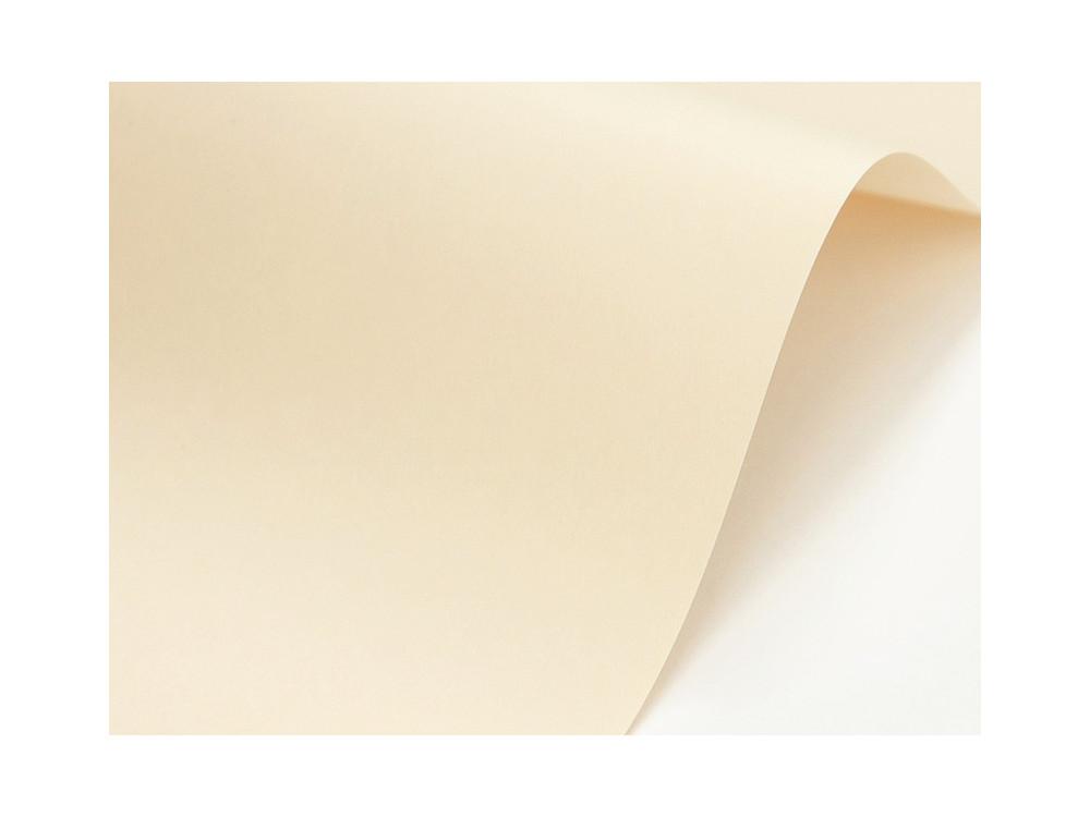 Papier Sirio Color 115g - Sabbia, kremowy, A4, 20 ark.