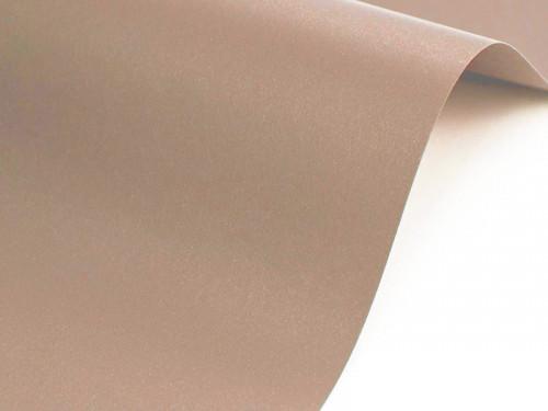 Papier Sirio Color 210g - Cashmere, brązowy, A4, 20 ark.