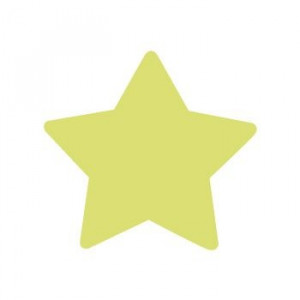Dziurkacz ozdobny 7,5 cm 019 - Gwiazda