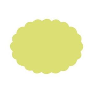 Dziurkacz ozdobny 7,5 cm 032 - Elipsa