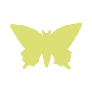 Dziurkacz ozdobny 7,5 cm 038 - Motyl