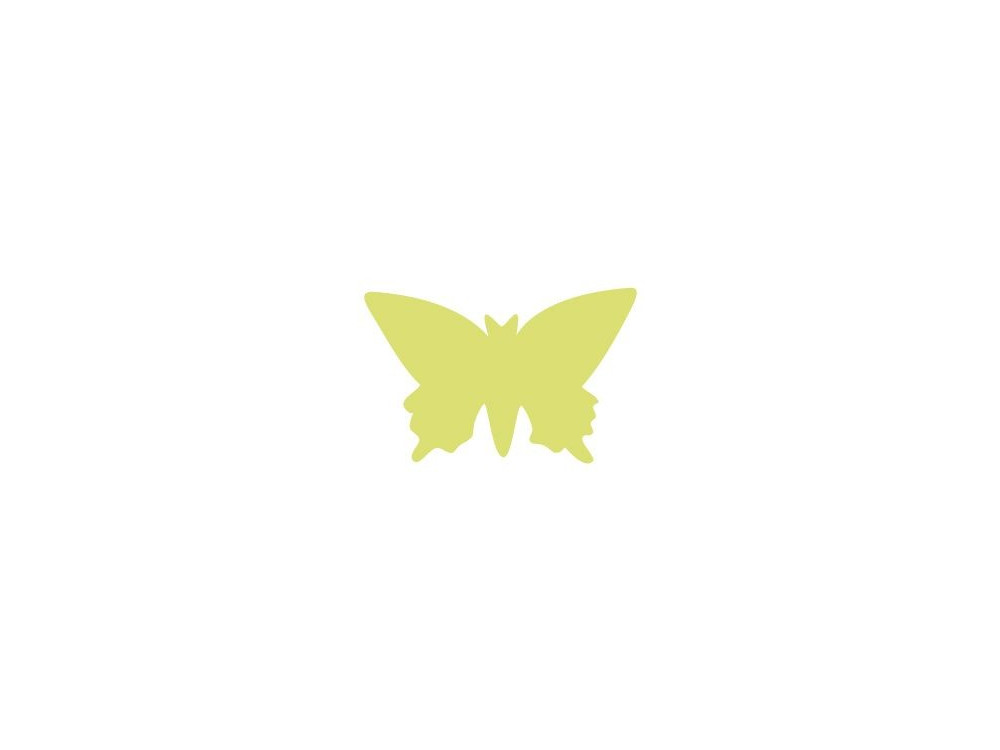 Dziurkacz ozdobny Motyl - DpCraft - 7,5 cm