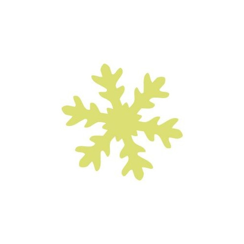 Dziurkacz ozdobny Śnieżynka 059 - DpCraft - 7,5 cm