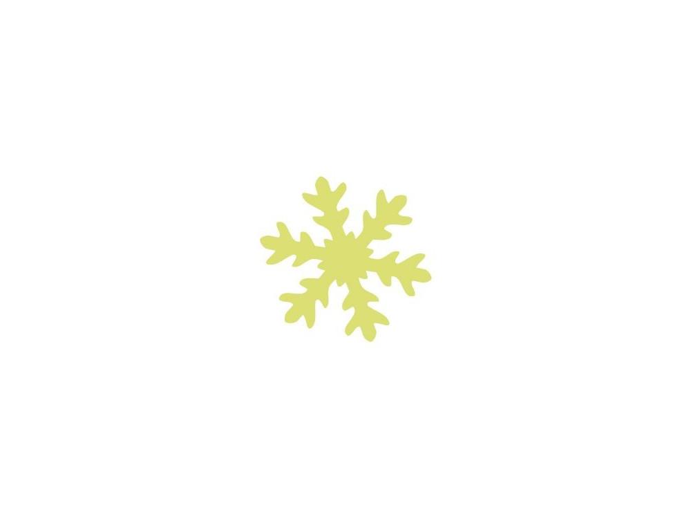 Dziurkacz ozdobny Śnieżynka - DpCraft - 7,5 cm