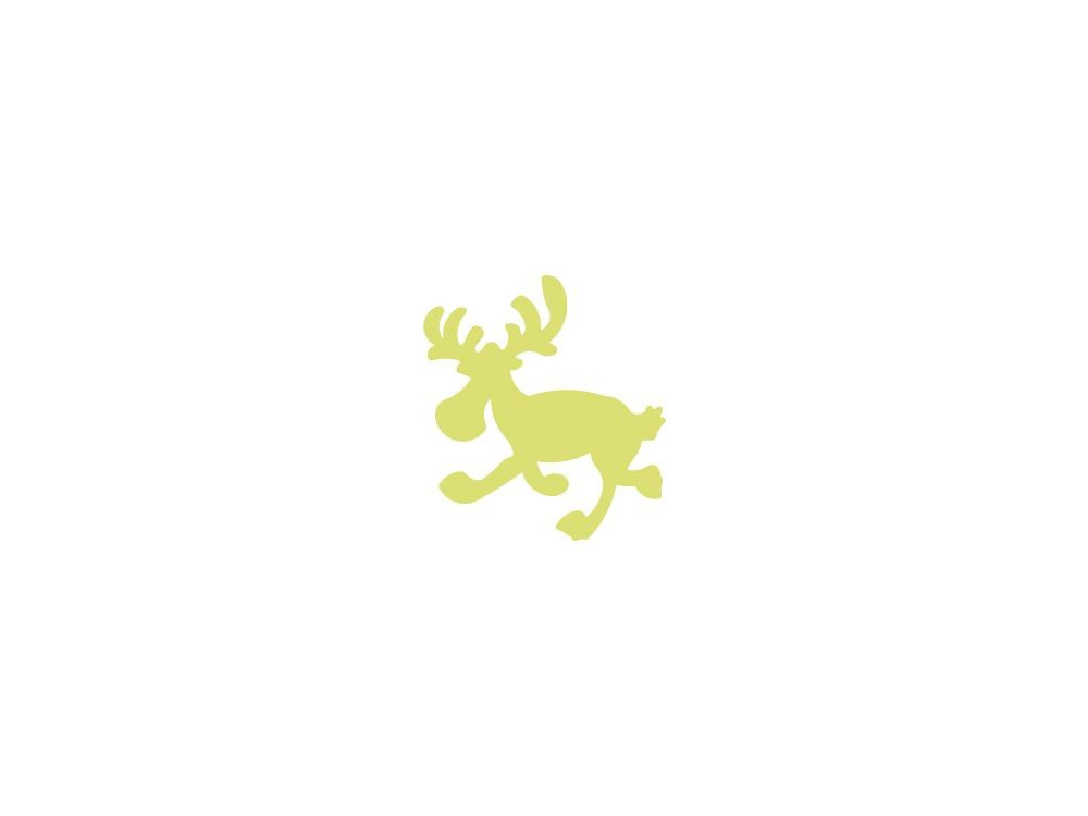 Craft Punch Moose 246 - DpCraft - 7,5 cm