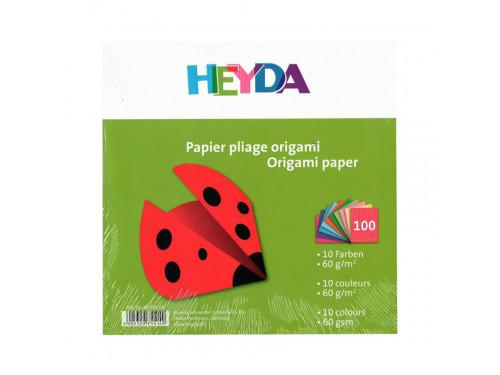 Papier do origami - mix, 15 x 15 cm