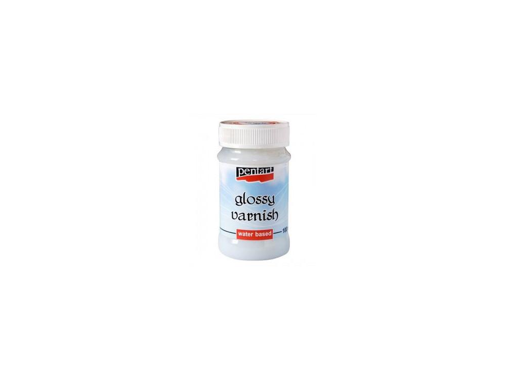 Water based varnish - Pentart - glossy, 100 ml