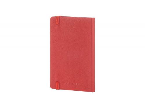 Notatnik Moleskine - Squared Coral Hard Pocket