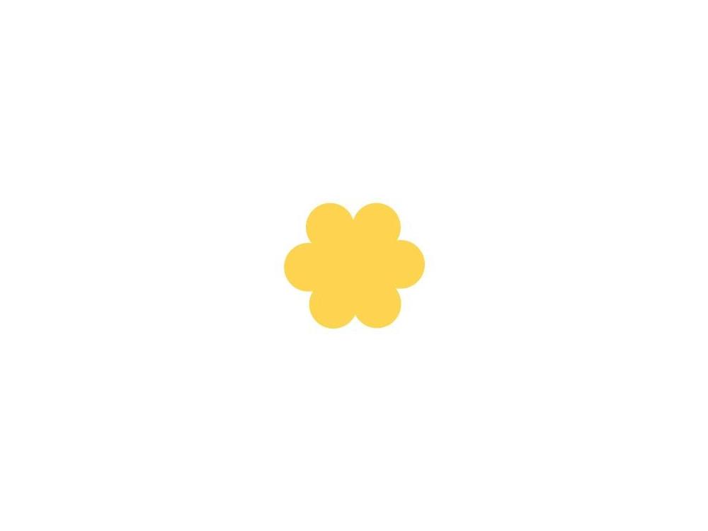 Dziurkacz ozdobny Kwiatek - DpCraft - 2,5 cm