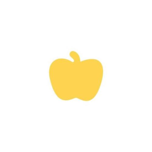 Dziurkacz ozdobny 2,5 cm 033 - Jabłko