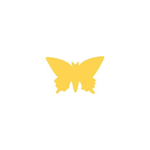 Dziurkacz ozdobny 2,5 cm 038 - Motyl