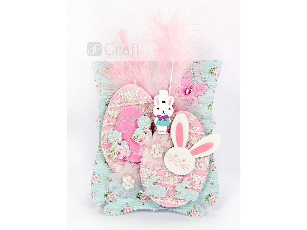 Craft Punch Rabbit 054 - DpCraft - 2,5 cm