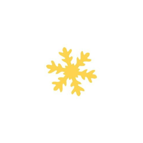 Dziurkacz ozdobny Śnieżynka 059 - DpCraft - 2,5 cm