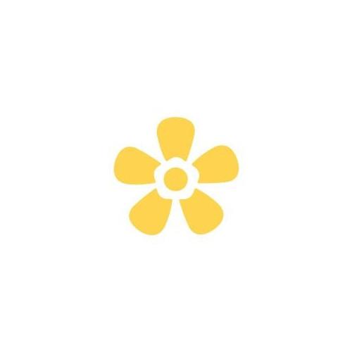 Dziurkacz ozdobny Flora 073 - DpCraft - 2,5 cm