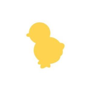 Dziurkacz ozdobny 2,5 cm 094 - Kurczak