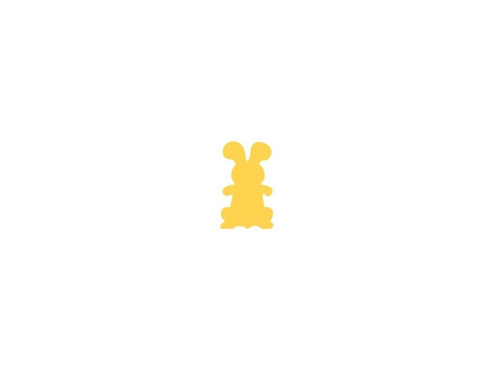 Dziurkacz ozdobny Królik - DpCraft - 2,5 cm