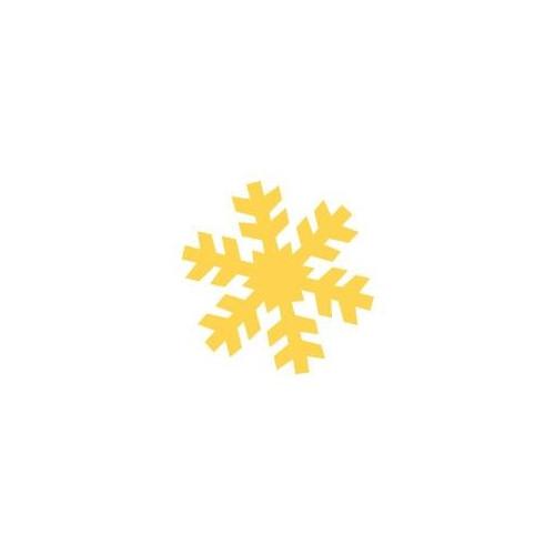 Dziurkacz ozdobny Śnieżynka 118 - DpCraft - 2,5 cm
