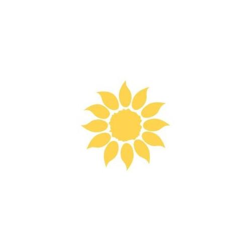 Dziurkacz ozdobny 2,5 cm 142 - Słonecznik