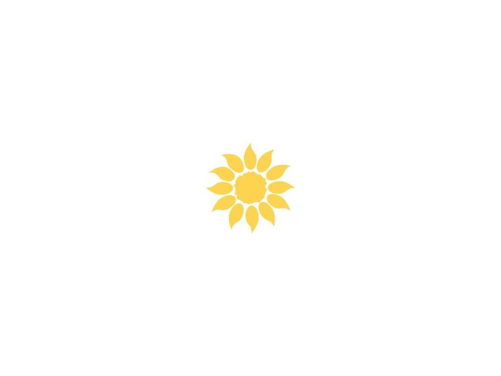 Craft Punch Sunflower 142 - DpCraft - 2,5 cm