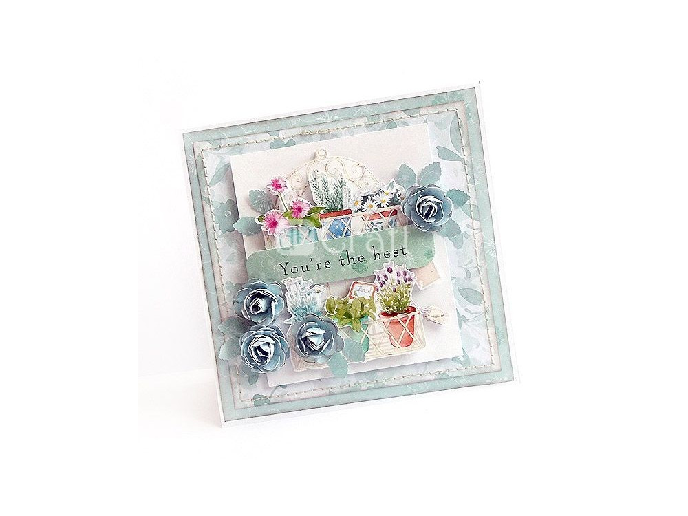 Craft Punch Flower 222 - DpCraft - 2,5 cm