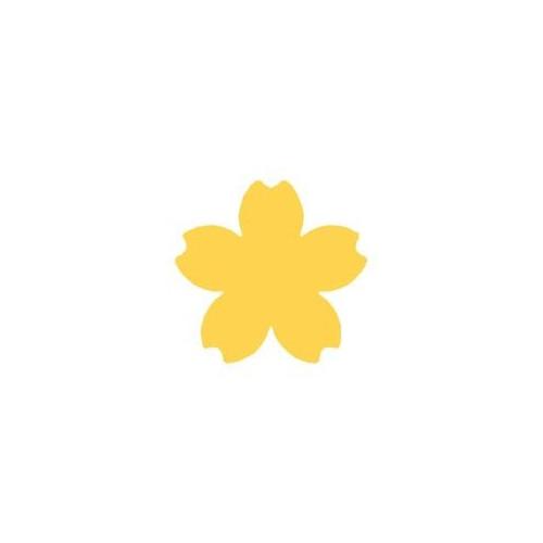 Dziurkacz ozdobny 2,5 cm 237 - Kwiat Lotosu