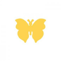 Dziurkacz ozdobny Motyl - DpCraft - 2,5 cm