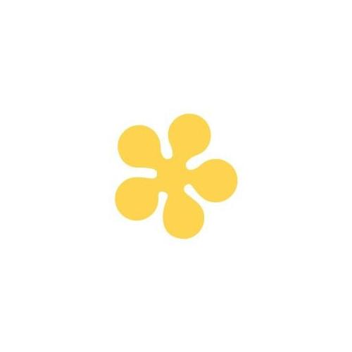 Dziurkacz ozdobny 2,5 cm 245 - Kwiatek