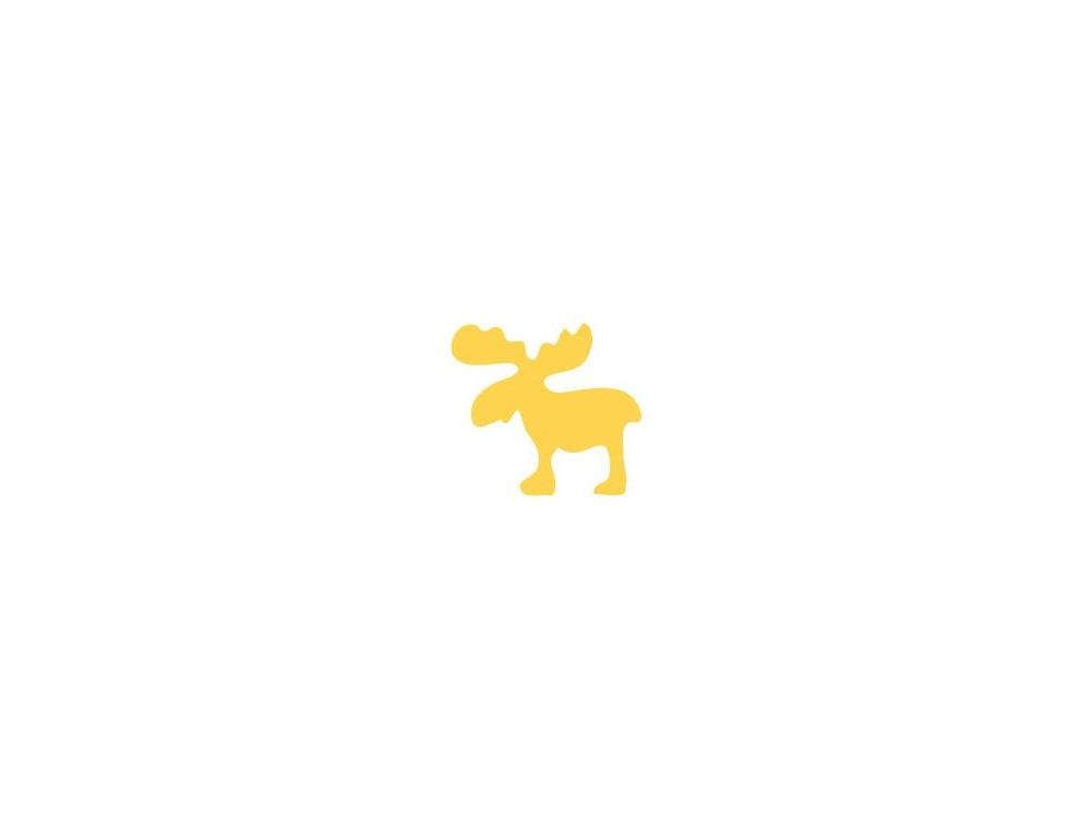 Craft Punch Moose 252 - DpCraft - 2,5 cm