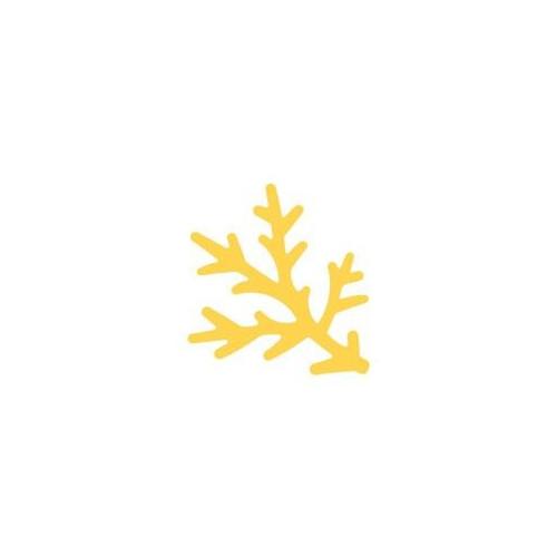 Dziurkacz ozdobny Gałązka Sosny 308 - DpCraft - 2,5 cm