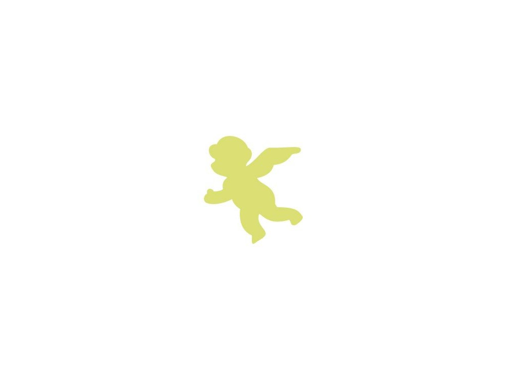 Craft Punch Angel 006 - DpCraft - 5 cm