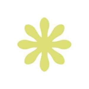 Dziurkacz ozdobny 5 cm 014 - Stokrotka