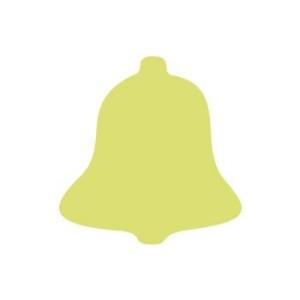 Dziurkacz ozdobny 5 cm 092 - Dzwonek