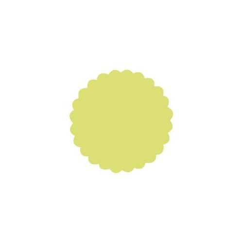 Dziurkacz ozdobny 5 cm 109 - Koło z falbanką