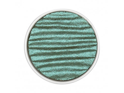 Farba akwarelowa 30 mm - Blue Green - Coliro Pearl Colors