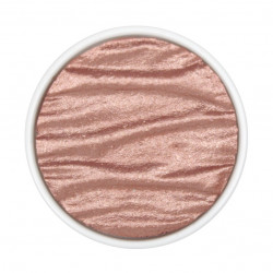 Watercolor paint 30 mm - Rose Gold - Coliro Pearl Colors