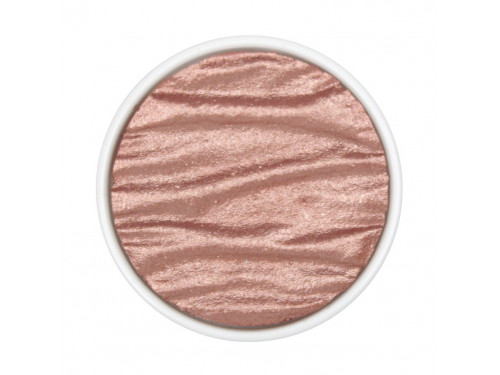 Farba akwarelowa 30 mm - Rose Gold - Coliro Pearl Colors