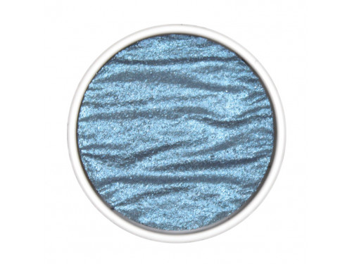 Watercolor paint 30 mm - Sky Blue - Coliro Pearl Colors