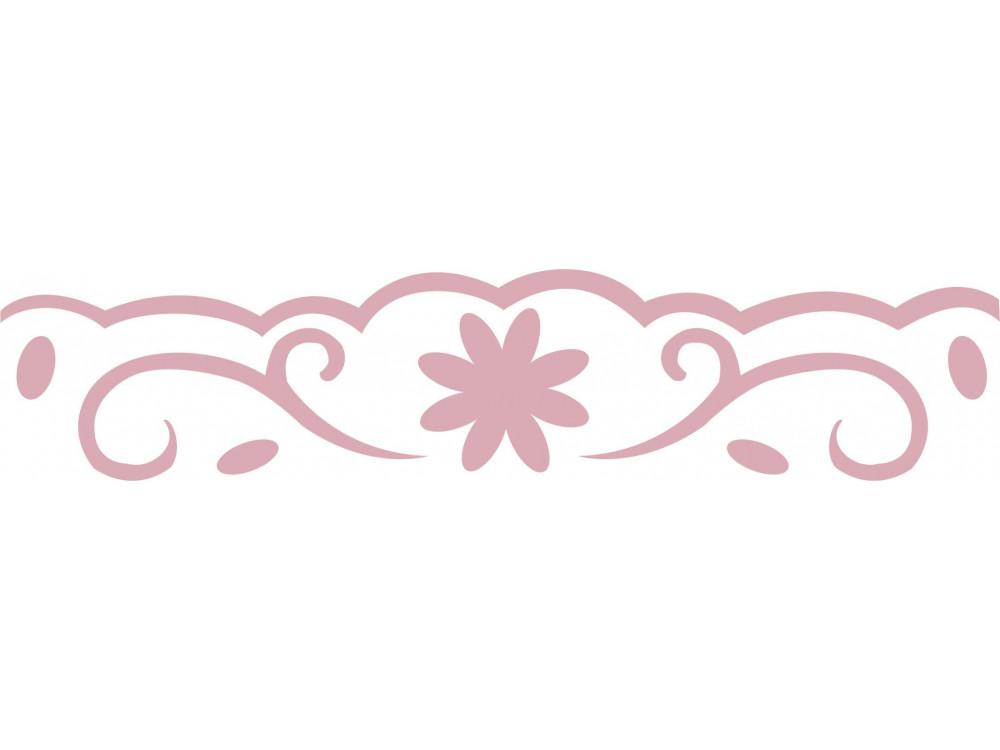 Border Craft Punch 4 cm 013 - Flowers