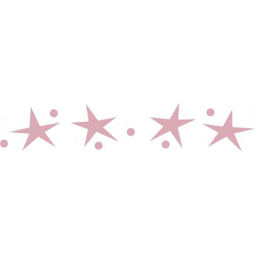 Dziurkacz brzegowy 4 cm 026 - Gwiazdki