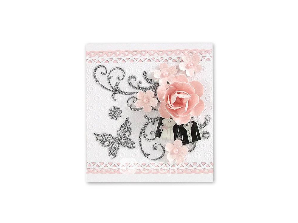 Border Craft Punch 4 cm 049 - Lace